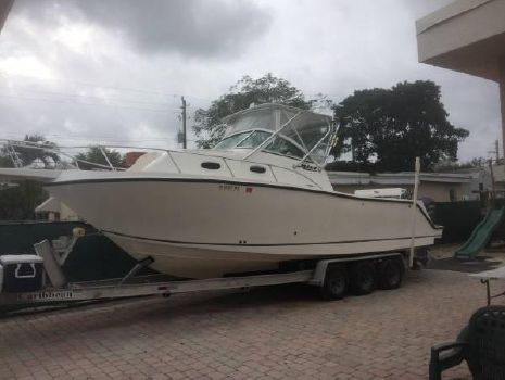 2000 Mako 29 Walk Around Mako 29 Walk Around