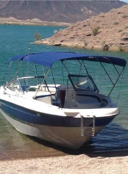 2004 Bayliner 249 Sun Deck