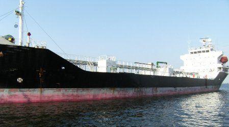 2003 Custom Double Hull Asphalt Tanker