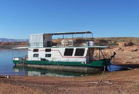 1983 Boatel Houseboats 50' 1/4 Multi-Ownership Pontoon Houseboat