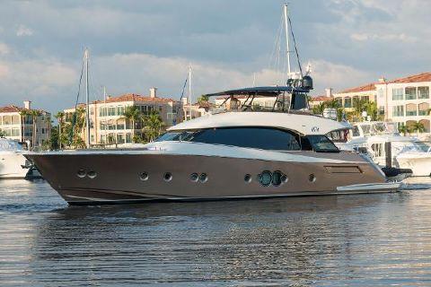 2012 Monte Carlo Yachts MCY 76 Theo Sofia