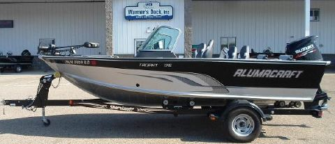 2014 Alumacraft Trophy 175 Sport