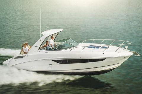 2016 Sea Ray 310 Sundancer Manufacturer Provided Image