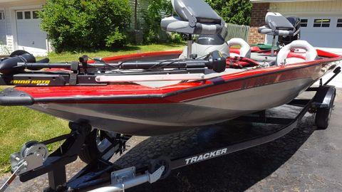 2012 Bass Tracker TXW 175