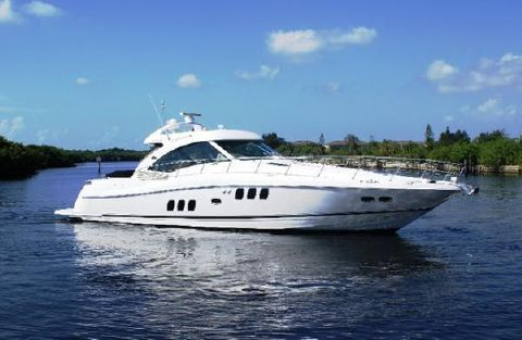 2010 Sea Ray 610 Sundancer