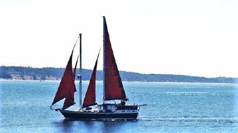 1980 Nauticat PILOTHOUSE SCHOONER 44