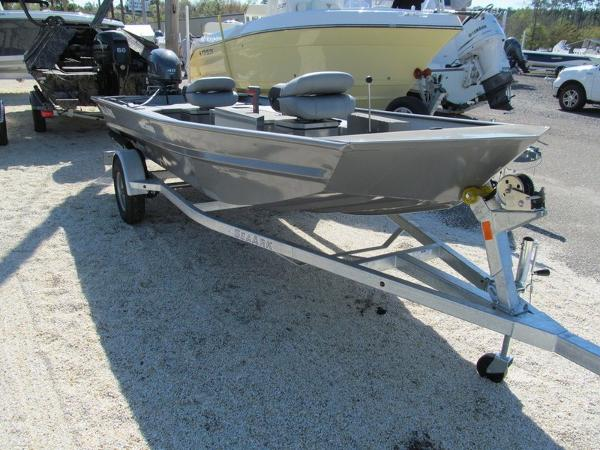 Check out this 2018 SEAARK 1652 Crappie on Boattrader com