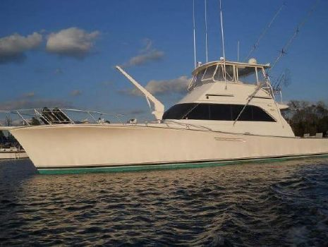 1990 Ocean Yachts 55 Super Sport