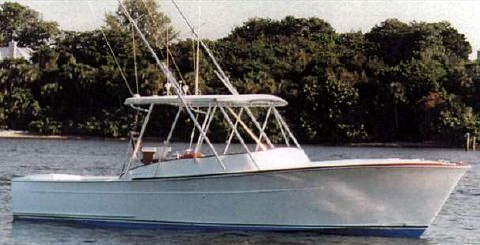 1997 Gamefisherman 30