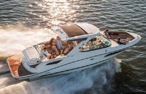 2015 Sea Ray 350 SLX Manufacturer Provided Image
