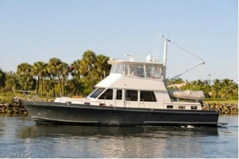 1994 Lyman Morse 52 Motoryacht