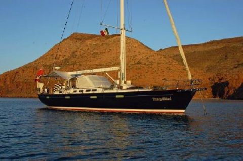 2005 Beneteau 57 On the water