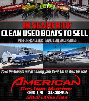 2019 Nor-Tech LET US SELL YOUR USED BOAT