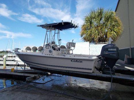 2007 Cobia Boats 211 Bay