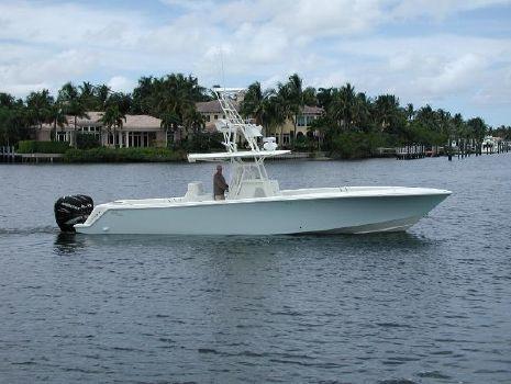 2012 Sea Vee 39' Open Fisherman