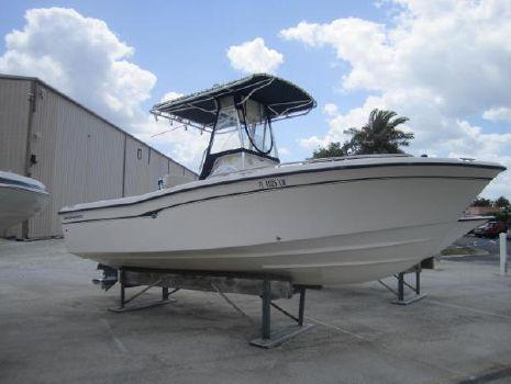 2002 Grady-White 222 Fisherman CC