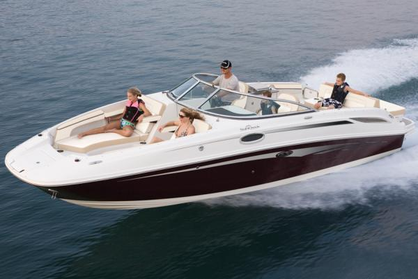 2013 Sea Ray 280 Sundeck Manufacturer Provided Image