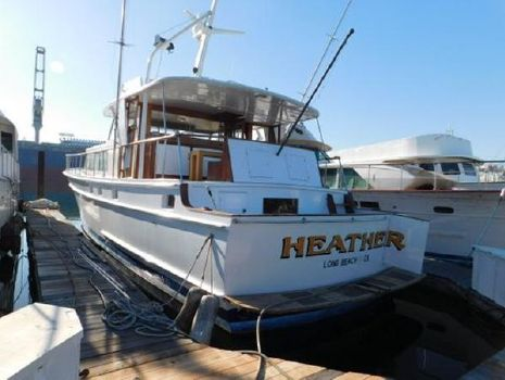 1969 Stephens FLYBRIDGE MOTORYACHT Heather