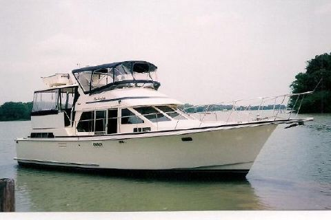 1988 Tolly 44 Motoryacht