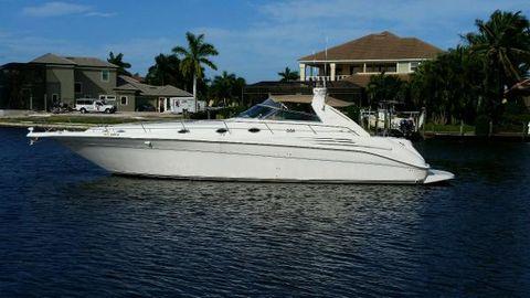 1998 searay Sundancer 450 DA