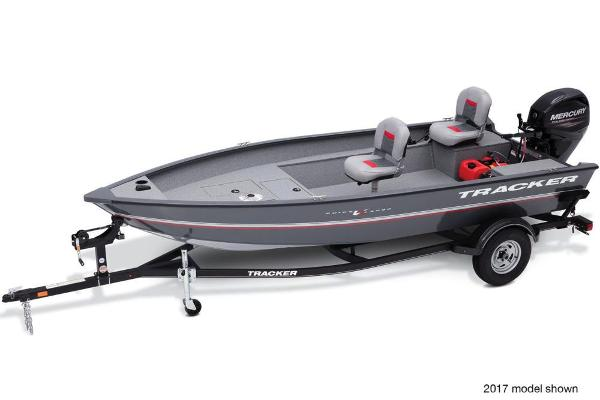 Check out this 2018 TRACKER Guide V-16 Laker DLX T on Boattrader com