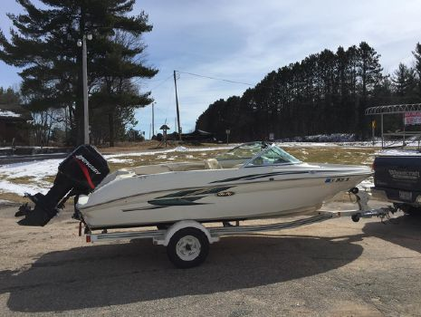 2000 Sea Ray 180 Bow Rider OB