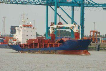 2002 Custom Singledecker cargo vessel