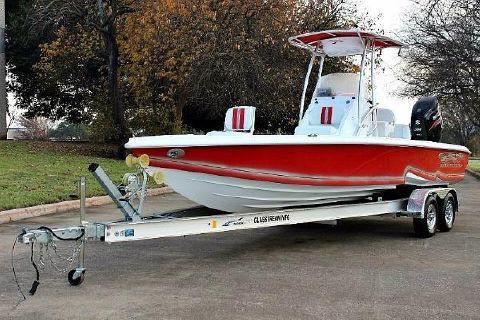 2015 Glasstream 260 TE