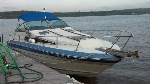 1988 Sea Ray 268 Sundancer