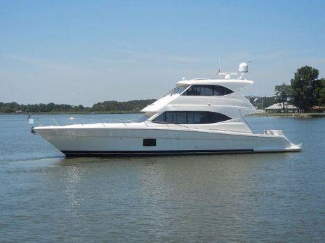 2011 Maritimo M56 Motor Yacht