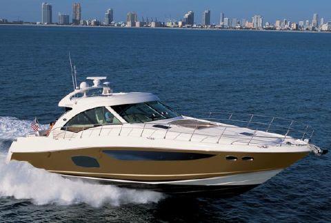 2012 Sea Ray 610 Sundancer