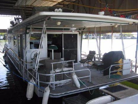1985 Sumerset Houseboats 60 X 14 Houseboat