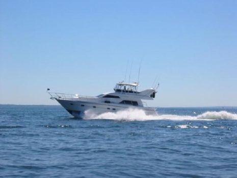 1997 Neptunus 55 Flybridge Motor Yacht 55 Neptunus, underway