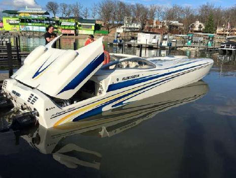 2006 Eliminator Boats 36 Ft. Daytona