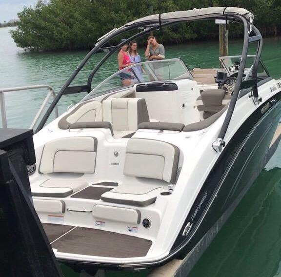 Used 2013 Yamaha 242 Limited S, Miami, Fl - 33149 - BoatTrader.com