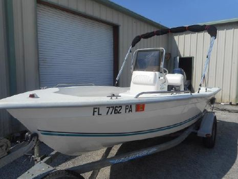 2011 KEY LARGO 160 CC
