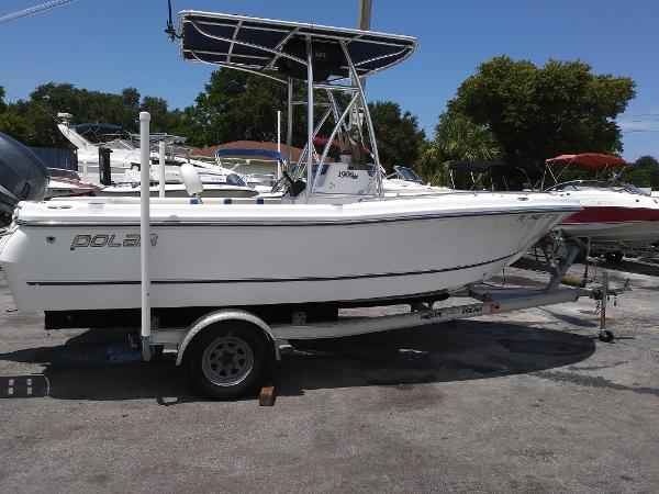 Check Out This 2005 Polar 1900 Center Console On Boattrader Com