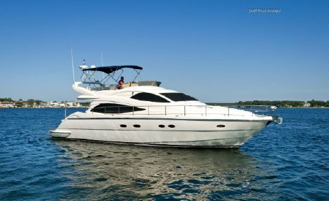 2003 Aicon Yachts 56 Flybridge