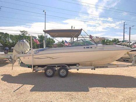 2007 Kayot V220i Deck Boat