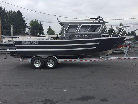 2018 North River Seahawk 2500 S