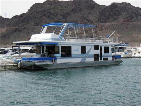 1996 Sumerset Houseboats 14x58 House Boat