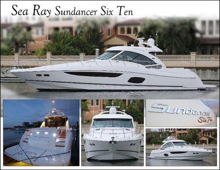 2013 Sea Ray 610 Sundancer Sea Ray Sun Dancer 610