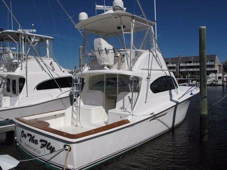 2008 Ocean Yachts 37 Billfish Profile