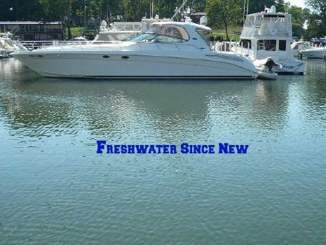 2002 Sea Ray 55 Sundancer
