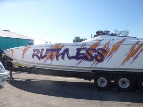 1993 Cigarette Racing 46 Ruff Rider