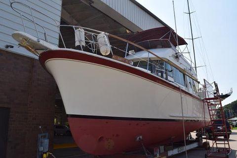 1980 Hatteras 42 Long Range Cruiser