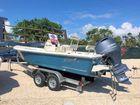 2017 BULLS BAY 2000 Bay Boat