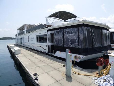 2006 Fantasy Houseboat 20x102