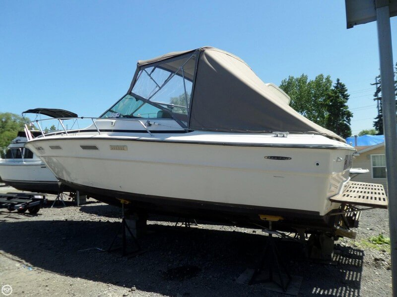 Used 1977 sea ray 300 weekender portage in 46368 boattrader publicscrutiny Images