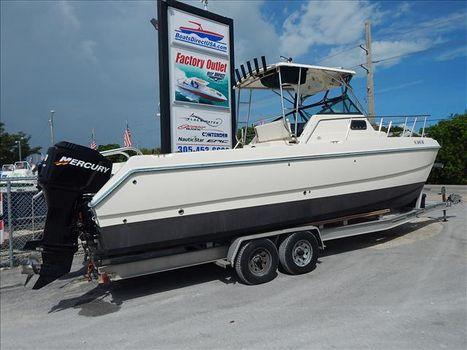 1997 Sea Cat 25 WA SL5C